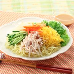 暑い日にやっぱり食べたくなる「冷やし中華」!レシピをご紹介のサムネイル画像
