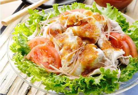 食べごたえあってごはんが進む!美味しい冷しゃぶレシピをご紹介☆のサムネイル画像