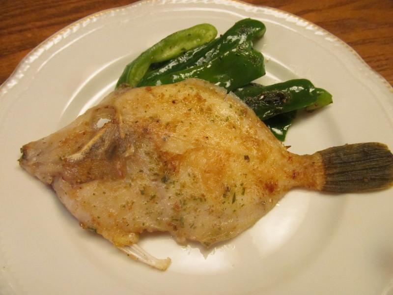 これから旬を向かえる魚「カワハギ」を使って簡単に出来るレシピのサムネイル画像