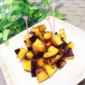 おやつにかんたん大学芋♡スグできる大学芋のレシピまとめ♪のサムネイル画像