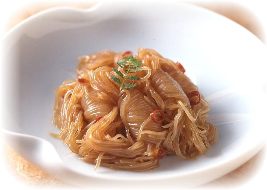 低カロリー♡つるつる美味しい【しらたき】の絶品アレンジレシピ5選のサムネイル画像