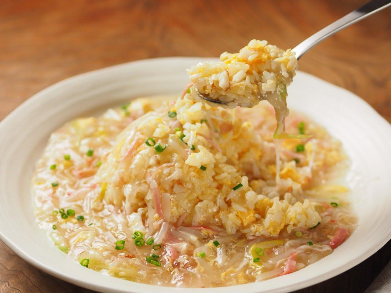 チャーハンがさらに美味しくなる!あんかけチャーハンレシピまとめのサムネイル画像
