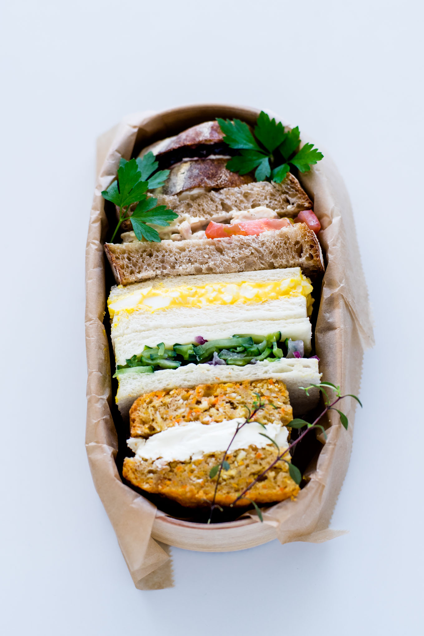 家でサンドイッチを手作りしよう!人気のサンドイッチレシピ特集のサムネイル画像
