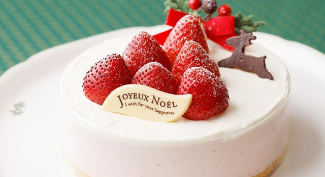手作りに挑戦!!クリスマスケーキのおすすめレシピと作り方♪のサムネイル画像