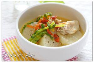 スープでおいしく大根を食べよう!大根のスープで寒さを吹きとばせ!のサムネイル画像
