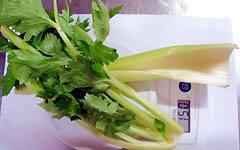 低カロリーなセロリで作れる、おいしい料理レシピを集めました!のサムネイル画像
