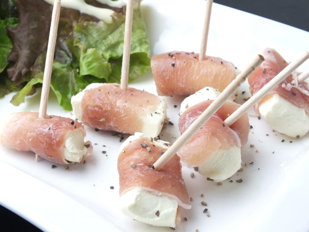 いろんなレシピ大集合!!ハムとチーズのオススメレシピ!!のサムネイル画像