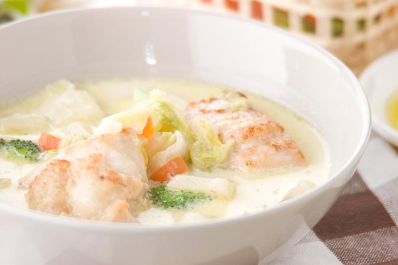おしゃれディナー♥記念日やパーティーにも!白菜のクリーム煮レシピのサムネイル画像