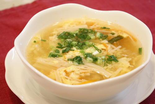 ふわふわ美味しい!コンソメ味の美味しい卵スープレシピ5選のサムネイル画像