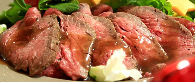 ここぞというときに作りたい!【牛もも肉】のおもてなしレシピのサムネイル画像