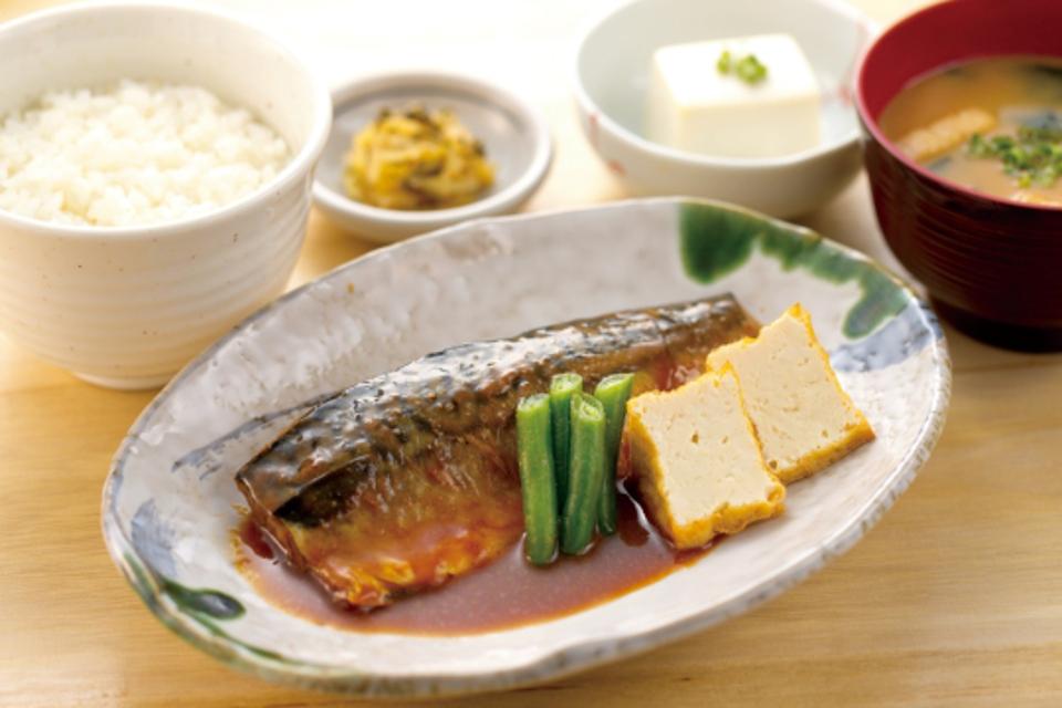 こんやのおかずは鯖の味噌煮!おいしい献立をあつめました!のサムネイル画像