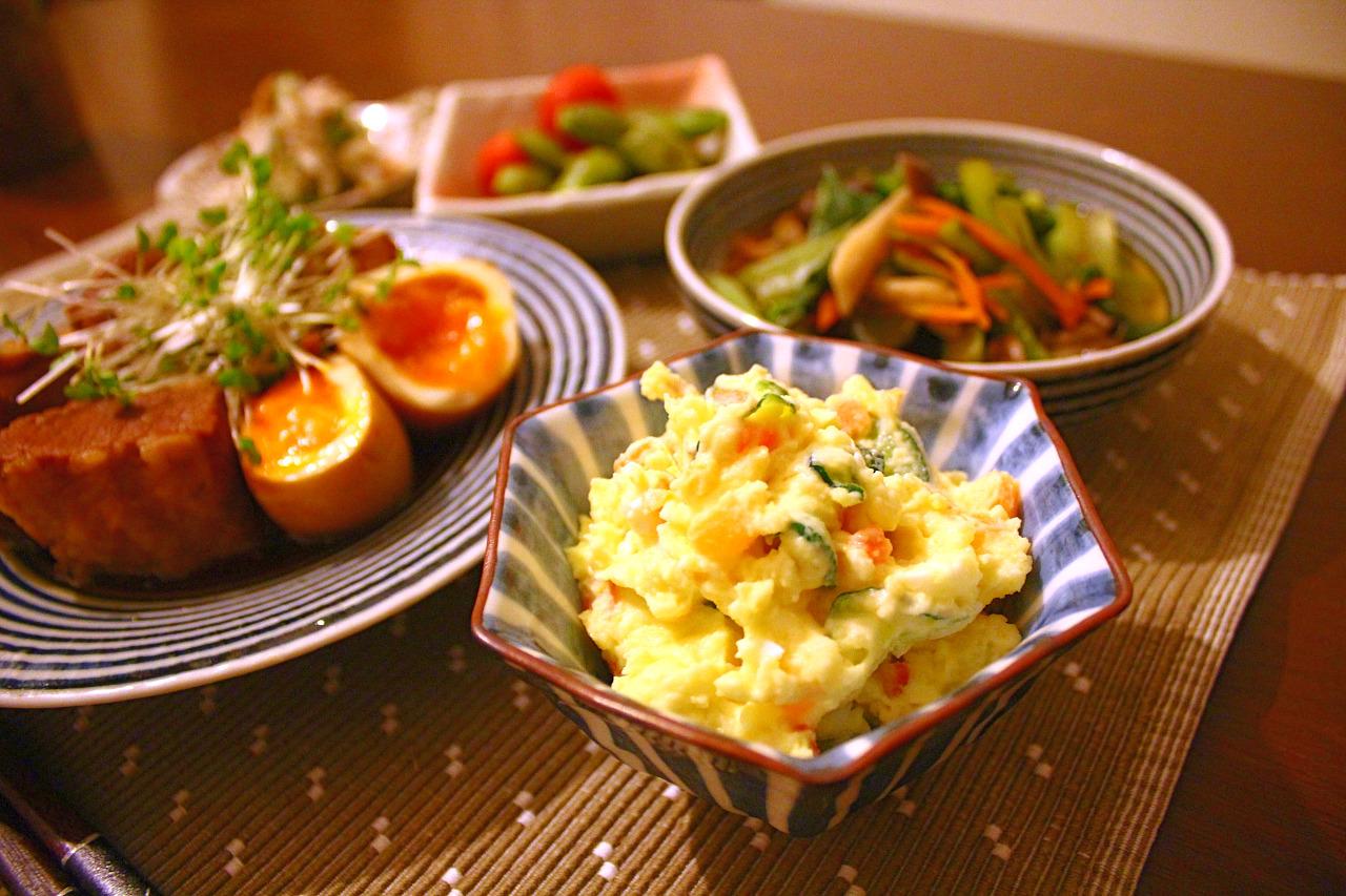 みんな大好きポテトサラダを使ったおすすめ献立レシピをご紹介!のサムネイル画像
