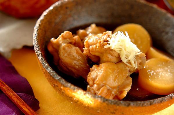 手羽元の旨味が浸み込んだ大根が美味し~い☆大根と手羽元のレシピ集のサムネイル画像