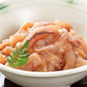 イカの塩辛で美味しいおかず。残さず使いきっちゃましょう。のサムネイル画像