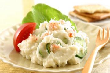 具材も味付けも多種多様★ポテトサラダのオススメ絶品レシピ5選のサムネイル画像