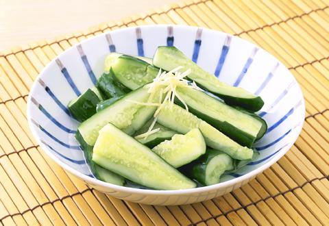 きゅうりをたっぷり食べよう♪きゅうりの浅漬けのおすすめレシピ♪のサムネイル画像