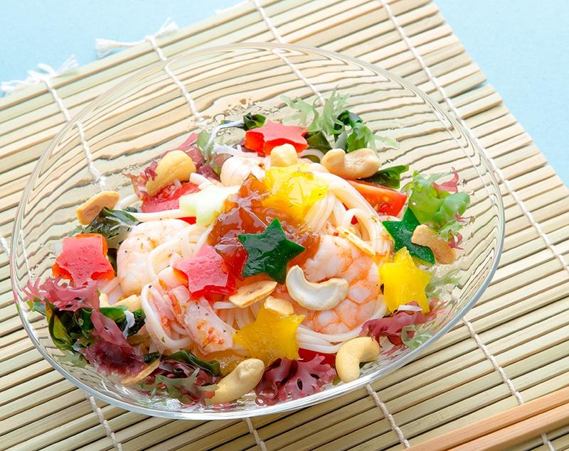 いつものそうめん!食べ方を変えて☆変わりそうめん☆アレンジレシピのサムネイル画像
