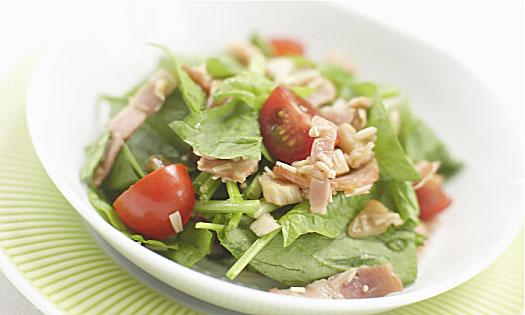 サラダにはほうれん草を!サラダほうれん草を使った人気レシピ特集!のサムネイル画像