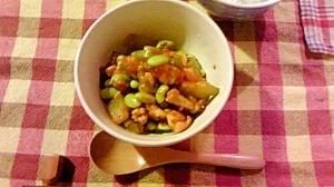 漬け物だけじゃない。煮物や炒め物にも大活躍!「白瓜」のレシピ。のサムネイル画像