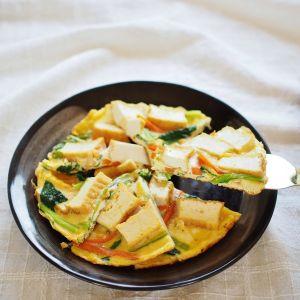 安定のコンビネーション♡厚揚げと小松菜のおすすめレシピ5選!のサムネイル画像