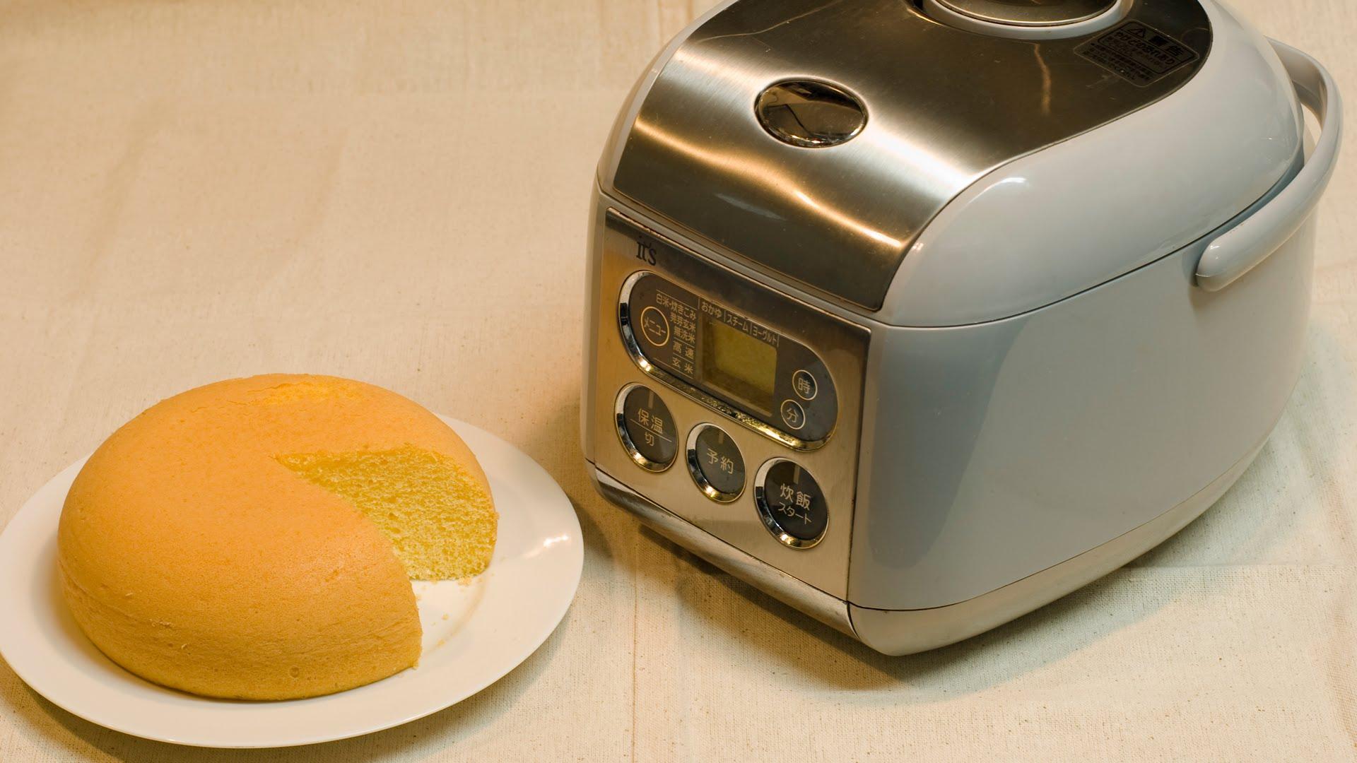 炊飯器×ホットケーキミックス=簡単おもてなしケーキレシピ5選♡のサムネイル画像