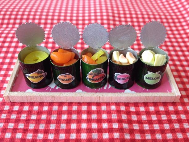 フルーツの缶詰を使ったおいしいレシピをご紹介いたします!のサムネイル画像
