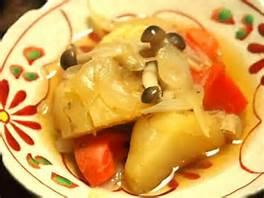 じゃがいもと玉ねぎの栄養分は?じゃがいもと玉ねぎの煮物レシピ!のサムネイル画像