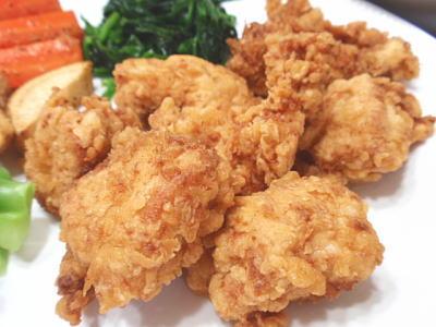 ヘルシーでおいしい 鶏胸肉を使った唐揚げをご紹介いたします。のサムネイル画像