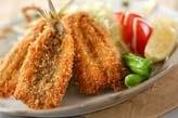 安くて美味しい!みんな大好きいわしのフライおすすめレシピのサムネイル画像