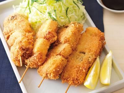 気分は居酒屋さん♪家庭で作れる串料理レシピ、串の使い方ご紹介のサムネイル画像