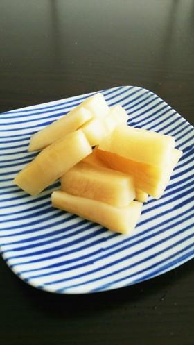 自家製は格別♪たくあんの漬け方&アレンジレシピ♪おすすめ5選のサムネイル画像