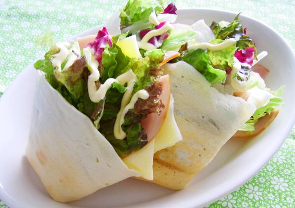 ご飯やお酒と合わせて♥食事系オサレクレープの人気レシピ!のサムネイル画像