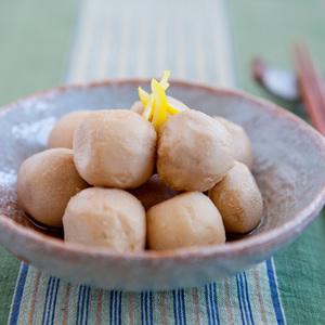 おふくろの味!家庭料理の定番!里芋の煮っ転がしの人気レシピ特集!のサムネイル画像