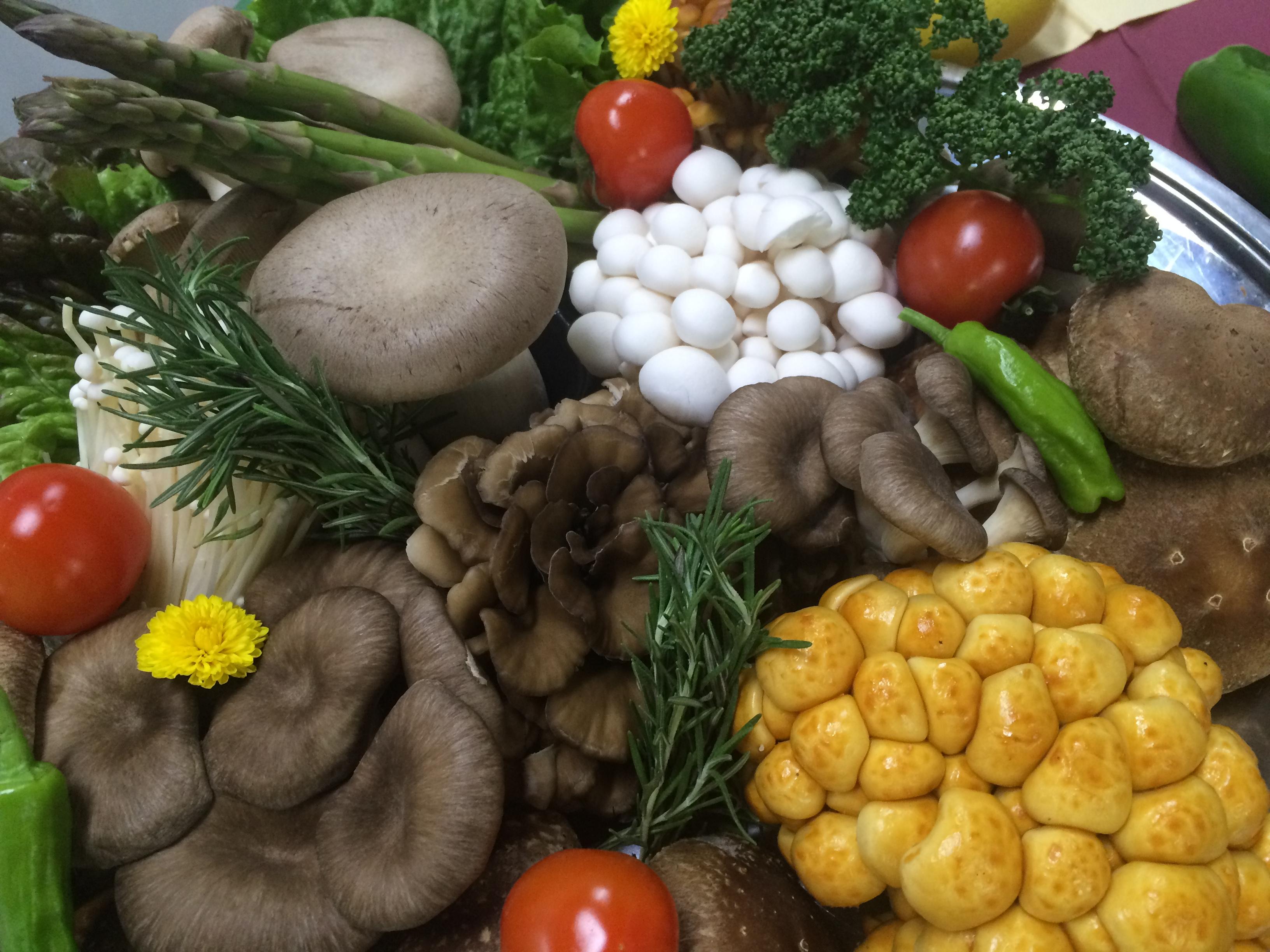 栄養満点!美容効果抜群!きのこパワーの美味しいダイエットレシピ♪のサムネイル画像