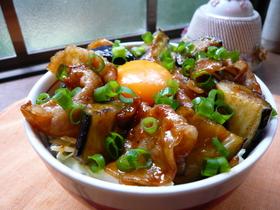 こってり味が食欲そそる♪豚バラとなすを使った料理レシピ☆のサムネイル画像