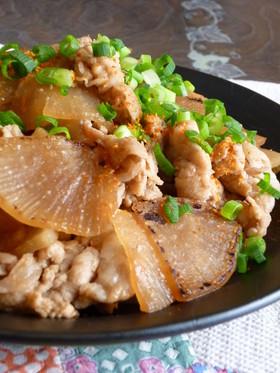 煮物だけじゃない!豚肉と大根を使ったレシピを5つご紹介しますのサムネイル画像