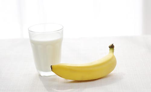 バナナ牛乳で心も体も健康になるって本当!?その作り方は?のサムネイル画像