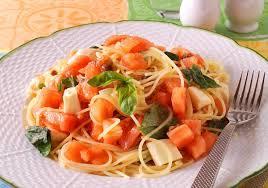 さっぱり食べたい♪夏にぴったりのトマトの冷製パスタ厳選4選!のサムネイル画像