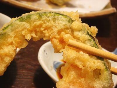 天ぷらの定番 かぼちゃの天ぷらは、みんなが大好き人気者!のサムネイル画像