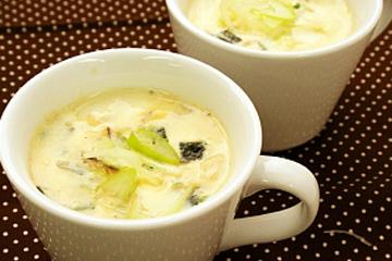 カルシウムと栄養をたっぷりとろう♡牛乳で作るスープレシピ5選のサムネイル画像