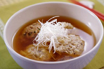 DHAとEPAの宝庫!青魚代表のいわしを使ったつみれ汁厳選3レシピのサムネイル画像