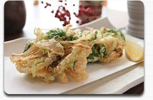 みんなに自慢したい!簡単サクサク♪玉ねぎのかき揚げのレシピ!のサムネイル画像