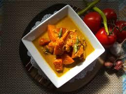 甘さとピリ辛のバランスが絶妙!美味しいかぼちゃカレーのレシピのサムネイル画像