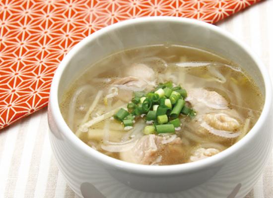 生姜が決め手☆人気&おすすめ『生姜スープ』レシピであったまろう♥のサムネイル画像