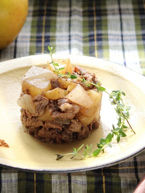煮物だけではない!牛肉と大根を使った美味しいレシピをご紹介。のサムネイル画像