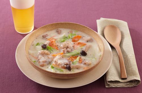 お箸が止まらない!白菜と鶏肉を使った絶品人気レシピ特集!のサムネイル画像
