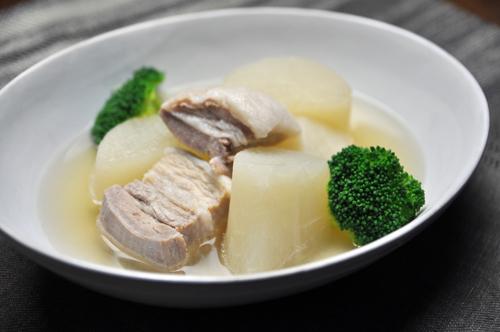 大根と豚肉で疲労回復!健康美肌!美味しすぎて嬉しいレシピ集♪のサムネイル画像