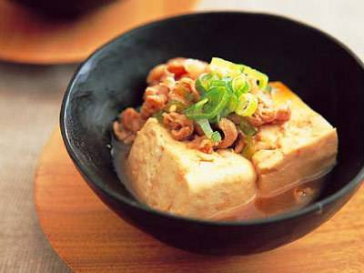 ヘルシーで意外とボリューミー!豆腐と豚肉の人気レシピ特集!のサムネイル画像