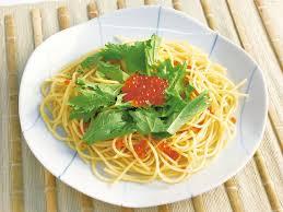 シャキシャキおいしい!みずみずしい水菜パスタレシピをご紹介!のサムネイル画像