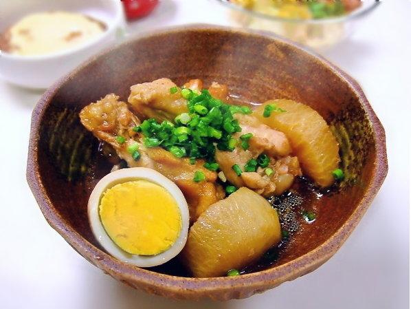 鶏肉と大根の組み合わせで!めちゃくちゃ美味しい☆お手軽レシピ☆のサムネイル画像